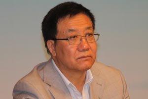 新疆维吾尔自治区通信管理局局长杨茂发发言