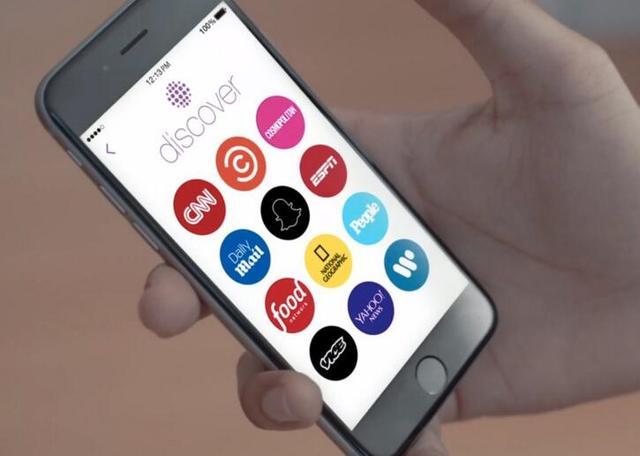 如今美国青少年几乎全用Snapchat和Twitter看新闻