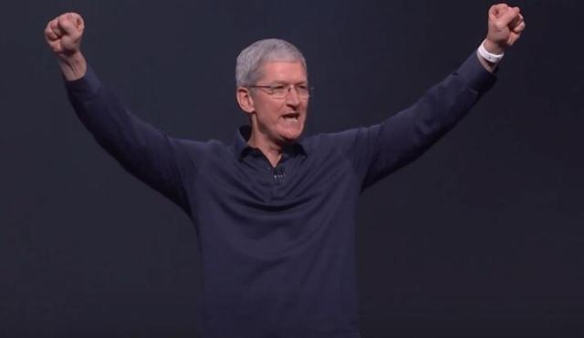 受新产品即将发布消息推动 苹果股价再创新高