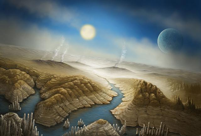 """地球新""""兄弟""""太遥远 单程旅途也要千万年"""
