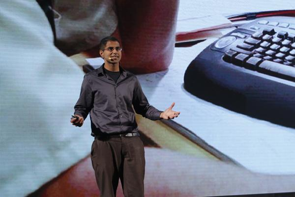 Rajinder Sodhi:虚拟交互的下一站:空气交互
