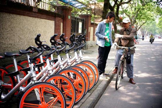 深度揭秘:摩拜单车的工作人员是如何把丢失的单车找回来