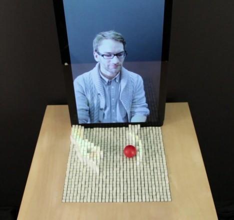 2014 WE大会Daniel:3D触感屏幕引发交互革命