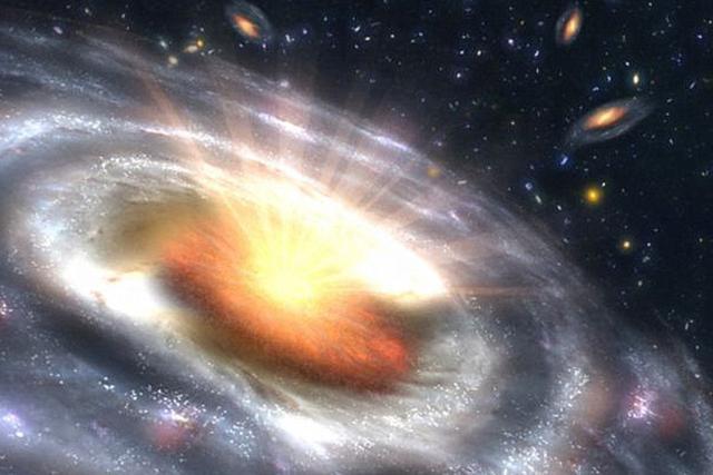 """科学家发现黑洞本质是个平面""""二向箔"""" 没有三维体积"""