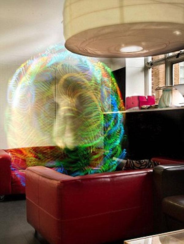 原来WiFi长成这样:盘旋光束如幽灵