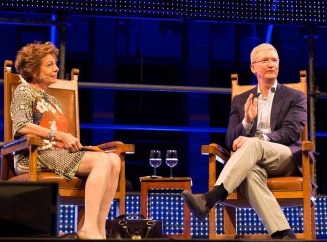 库克:苹果重视健康市场 Apple Watch是敲门砖