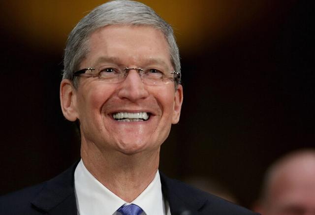 库克称下一代iPhone将好到让你离不开它