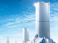 新技术两门冰箱推荐 电脑控温无霜风冷