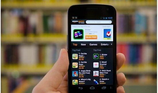 传亚马逊拟联手HTC开发智能手机