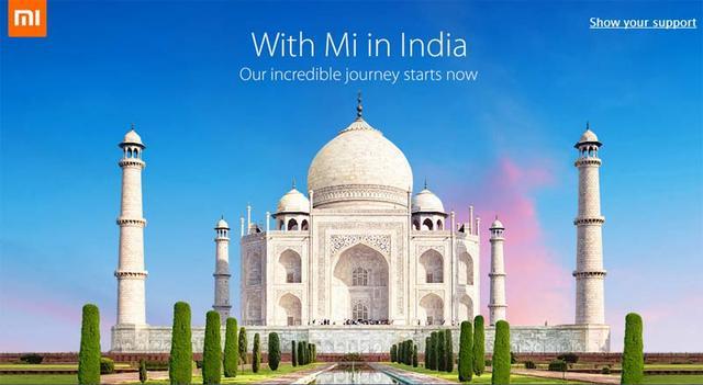 小米今年将在印度开设100家体验店