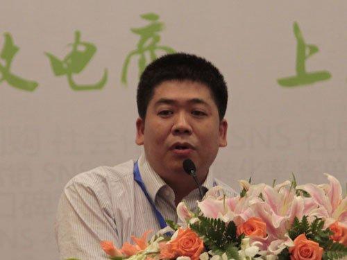 图文:亿玛总裁柯细兴