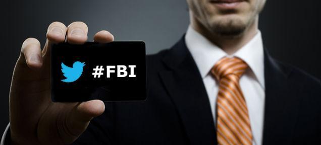 Twitter起诉FBI 要求披露更多监控信息