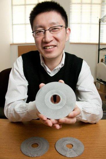 美最新研制二维声学隐形装置可在声呐下隐形