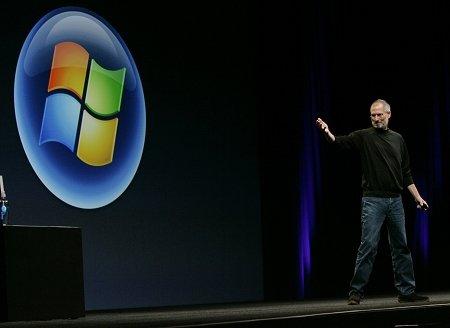 苹果市值超微软 创新理念打败陈旧产品
