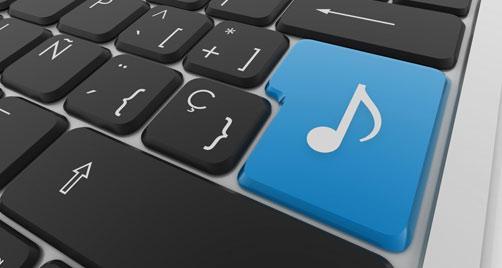 美国在线音乐市场收入首次超过了CD