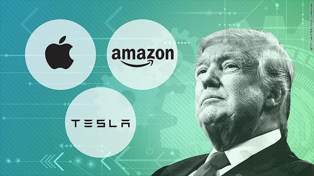 """特朗普的上台与硅谷""""幻象""""的坍塌"""