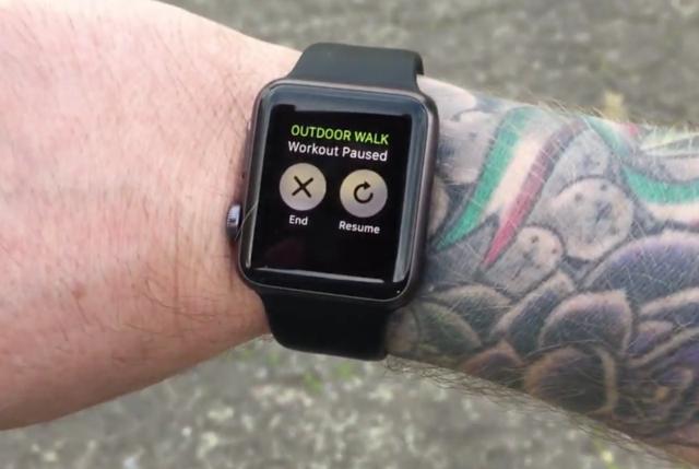 手臂有纹身的注意了 苹果手表可能不适合你
