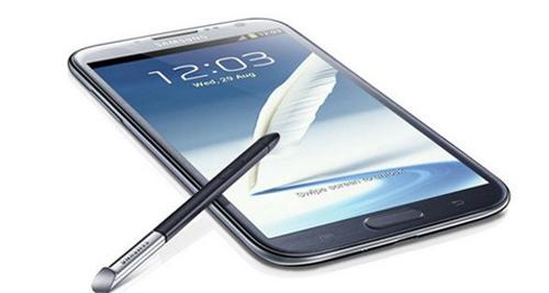 三星Galaxy Note II发布 5.5寸屏+4核处理器