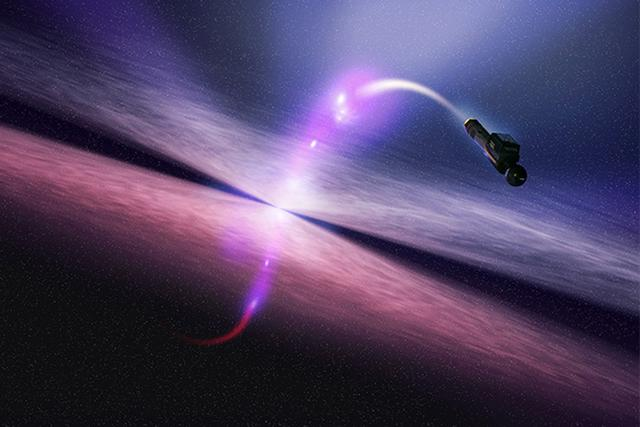 科学家发现虫洞能让我们快速抵达另一颗恒星
