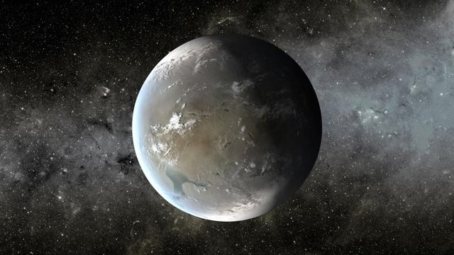 天文学家发现一颗有潜在海洋的系外行星