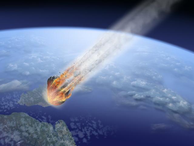 科学家称直径百公里的陨石才能完全毁灭地球