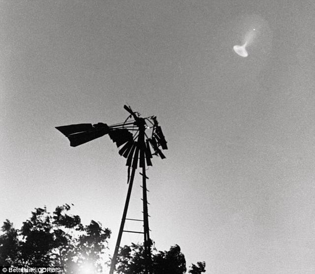 美中央情报局披露神秘UFO仅是高空侦察机