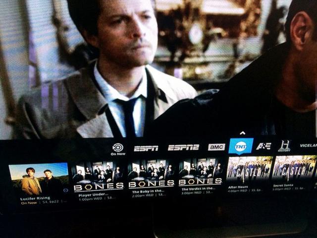 美最大网络电视进驻苹果机顶盒