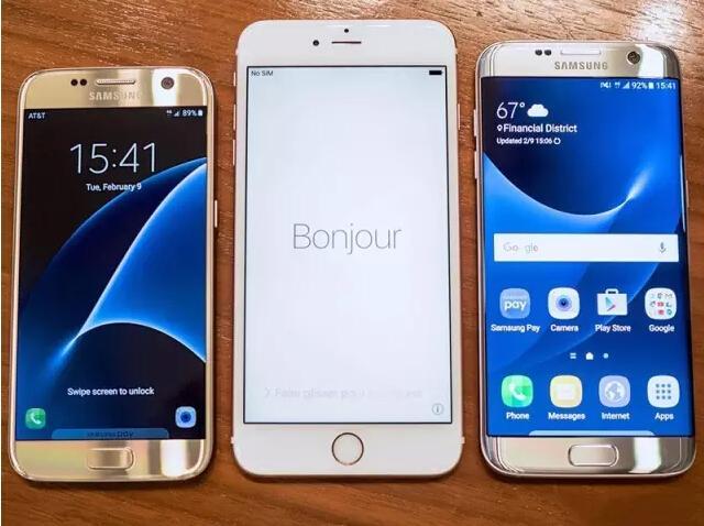 果粉评价三星S7:最大缺点是运行Android系统