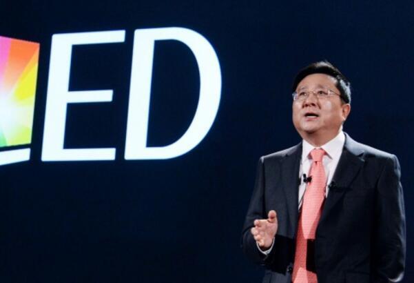 OLED市场淘金热:LG投4亿美元建柔性显示屏生产线