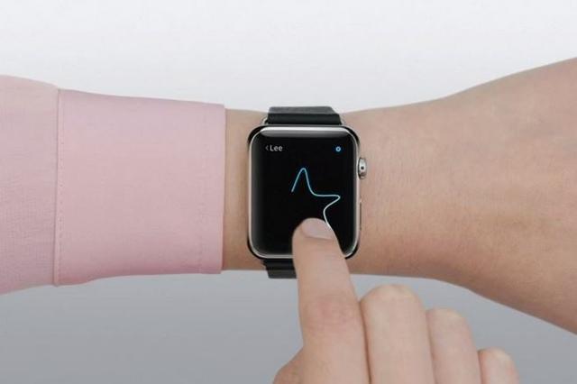 Apple Watch要上市 苹果一口气发布了四段视频
