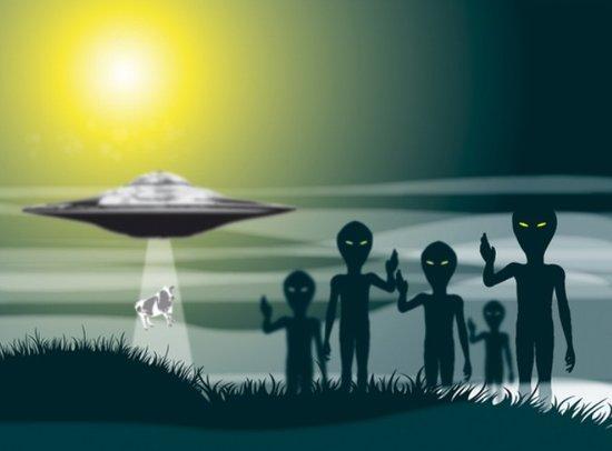 上帝危机论:外星人出现或引发人类宗教崩溃