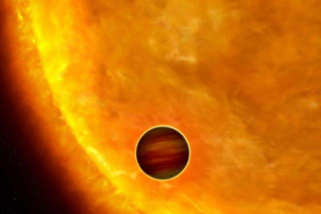 科学家发现迄今膨胀程度最大的巨行星