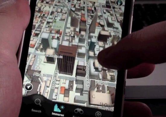 亚马逊做手机?收购地图公司UpNext成关键