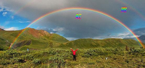 [科技不怕问]为什么会出现双层彩虹?
