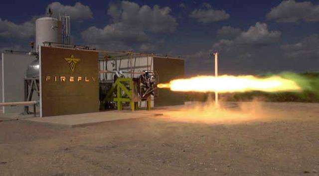 萤火虫太空公司测试小火箭后将所有员工停职