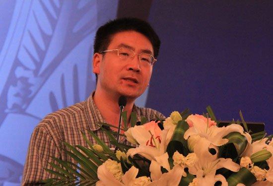 图文:国家计算机网络入侵防范中心张玉清演讲