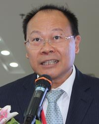 长虹多媒体公司总经理 徐明
