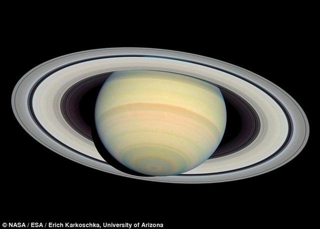 最新研究称土星环形成时期正值地球恐龙时代
