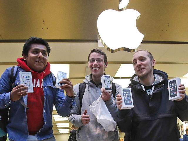 大摩预测苹果第一季度iPhone销量超预期