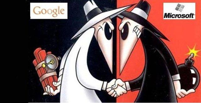 谷歌市值超越微软沃尔玛