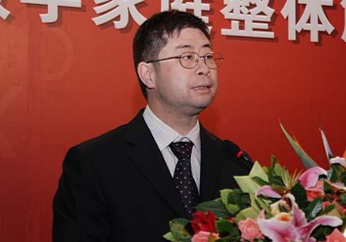 中国电信广州研究院副院长王朝晖演讲