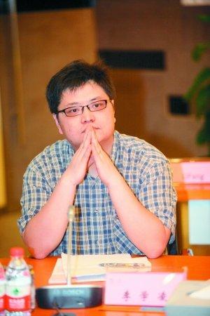 多玩网总裁李学凌