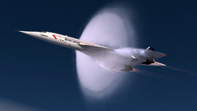 跨大西洋仅一小时!未来高超音速客机满天飞