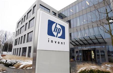 惠普超IBM成全球第一大服务器销售商