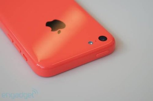 iPhone 5c上手视频 做工好手感佳颜色漂亮