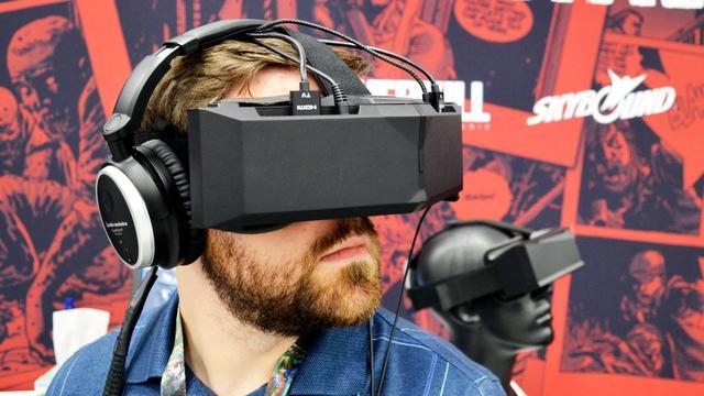 VR投资从火山到冰山:市场上钱很多 但需求端问题更多