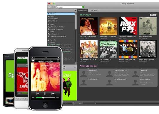 数字音乐服务Spotify有可能实现盈利
