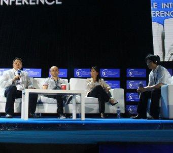 圆桌论坛:投资之于创业 有如发现和培养姚明
