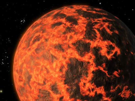 天文学家发现距离地球33光年的一颗类地行星