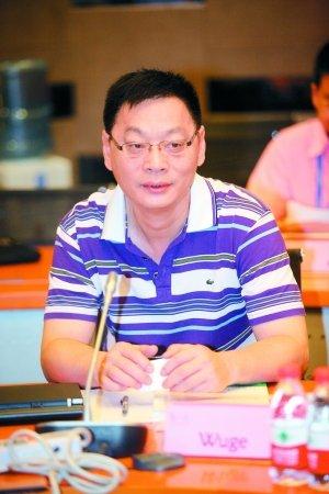 天涯社区副总裁武戈